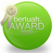BERTUAH AWARD
