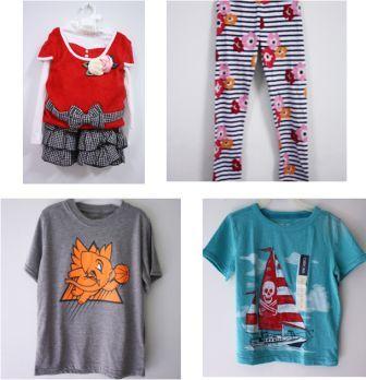 Membeli Baju Grosir Anak